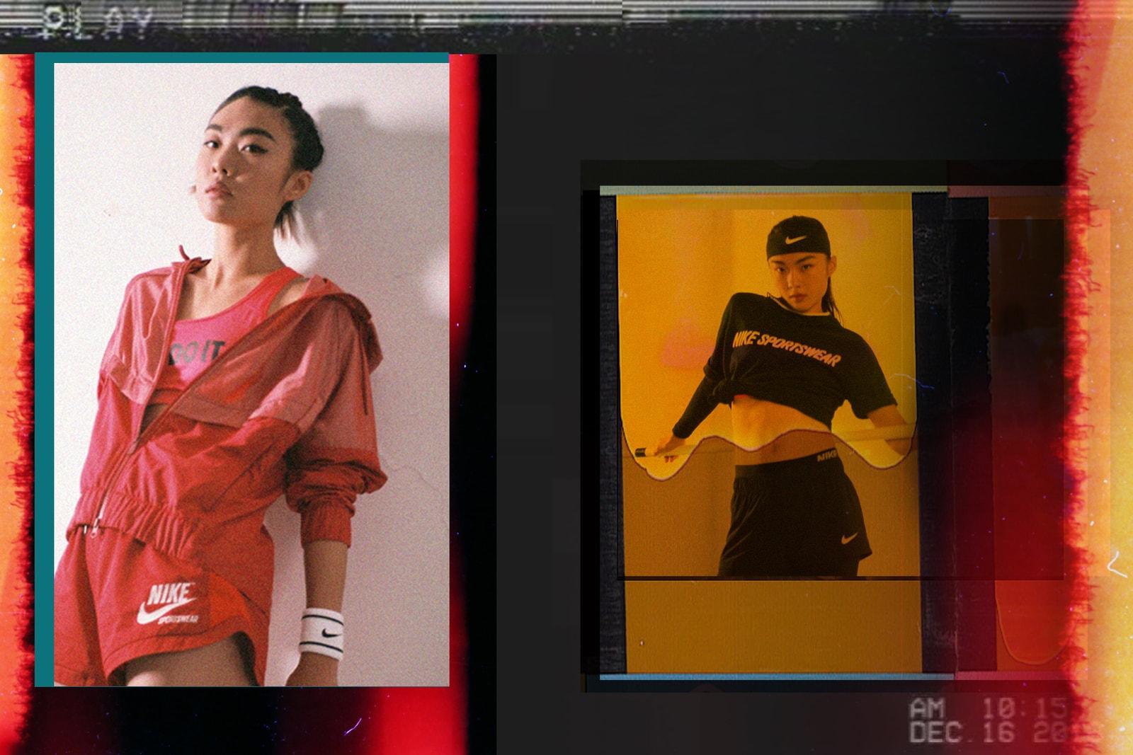 Nike Cecilia Yeung High Jumper Hong Kong Athlete Olympics Hypebae Editorial Interview Model Air Max 97 Ultra Swoosh
