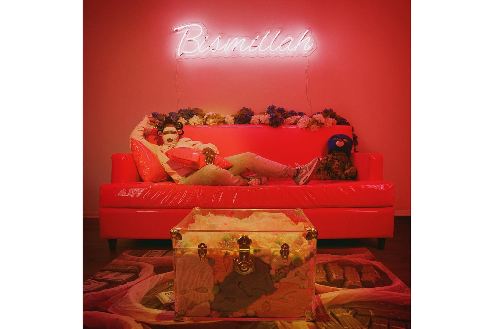 Leikeli47 Wash & Set Album Cover