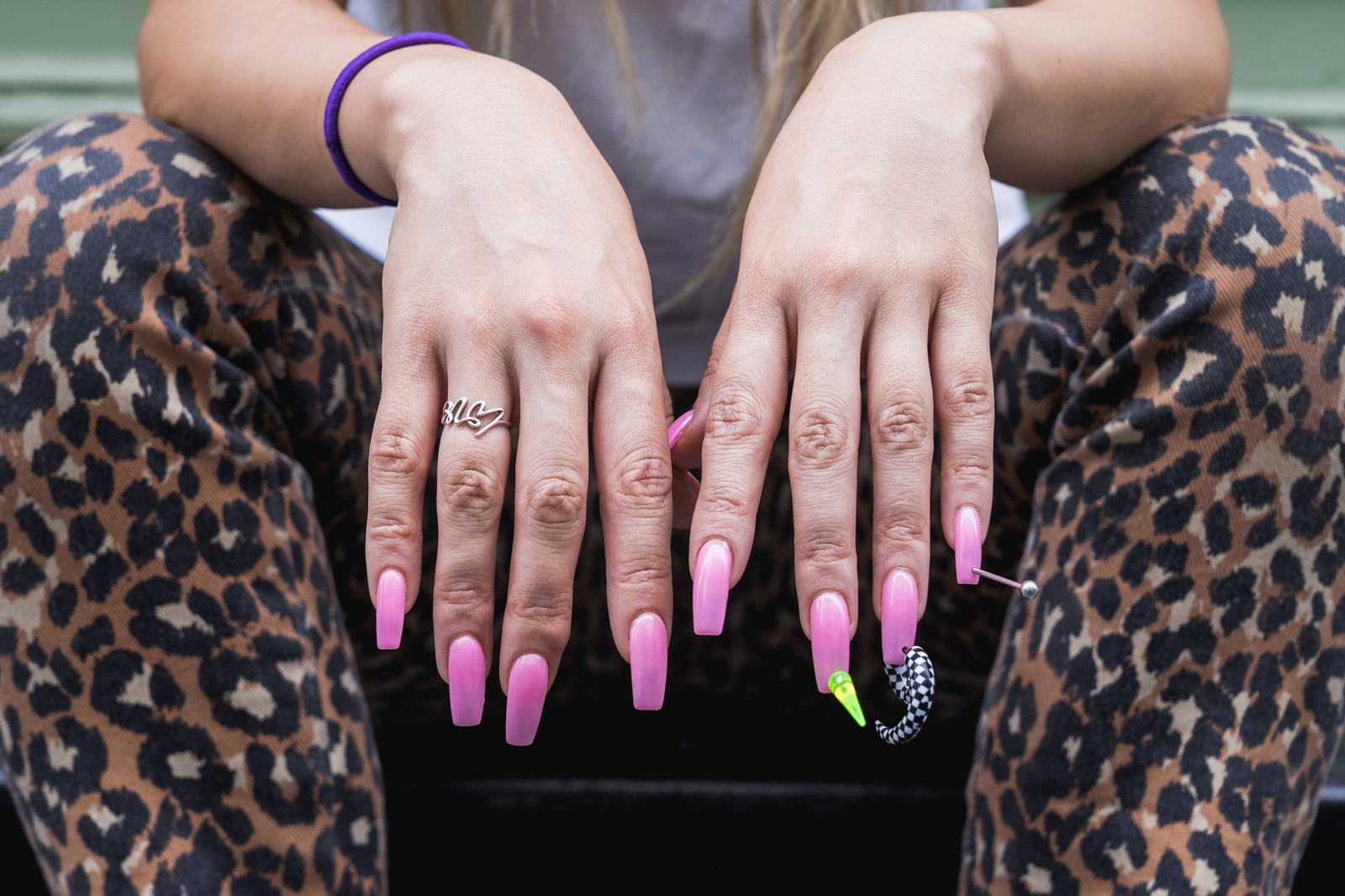 Your Favorite Streetwear Brands In Manicure Form Hypebae