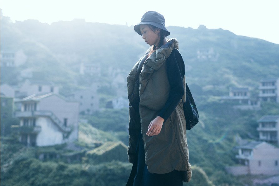 The North Face Urban Exploration Black Series 2017 fall winter