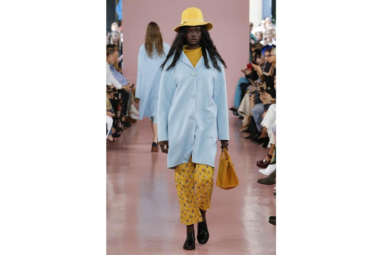 Teyana Taylor GCDS 2018 Spring Summer Rihanna Fenty PUMA KITH Sport Emily Oberg New York Fashion Week NYFW 2017 September Fall Winter Slick Woods Alexander Wang