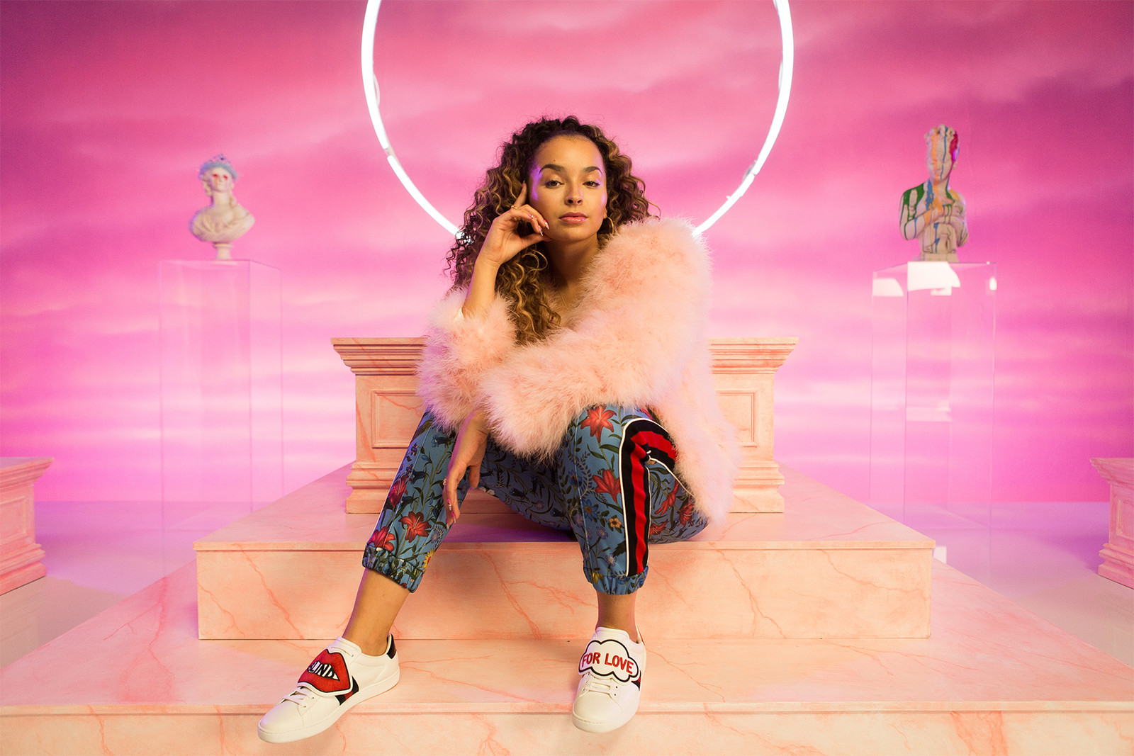 Ella Eyre Ego Interview Ty Dolla Sign