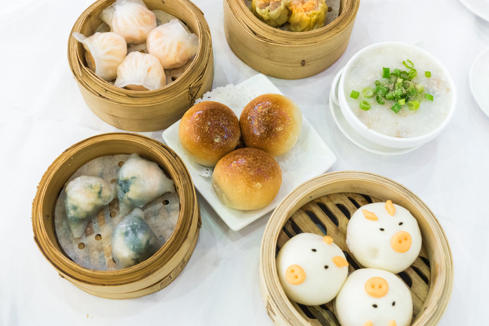 Golden Unicorn Restaurant Dim Sum Chinatown New York City