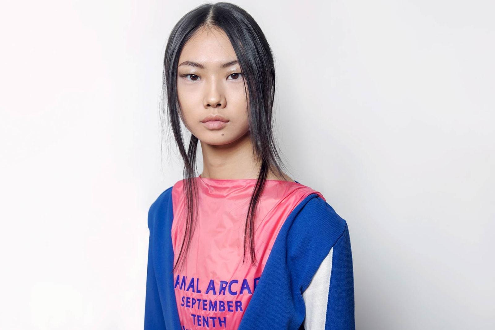 Aveda Public School 2018 Spring Collection Makeup
