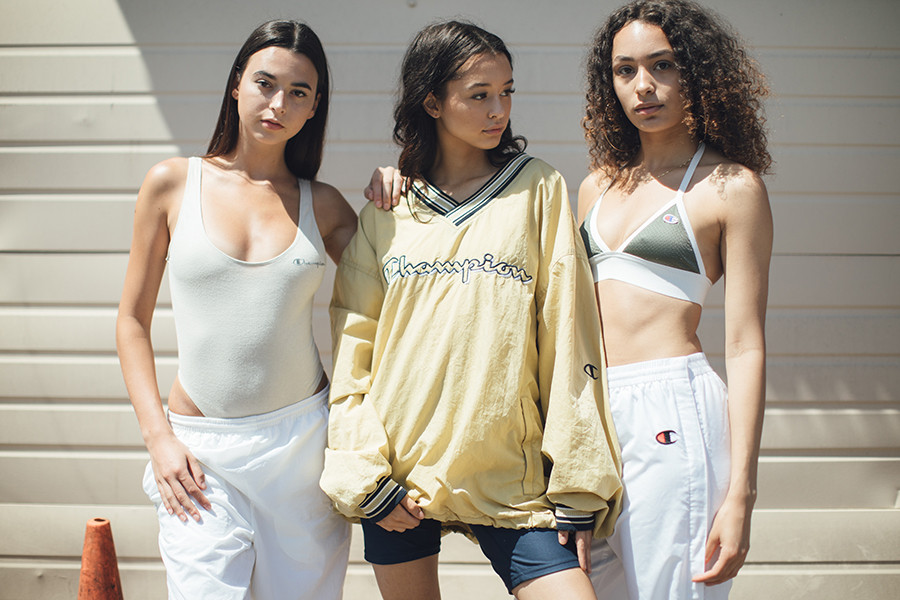 Frankie Collective Sara Gourlay Creative Director Interview Video Champion adidas Nike PUMA Tommy Hilfiger Kappa Canada Vancouver Social Media Instagram