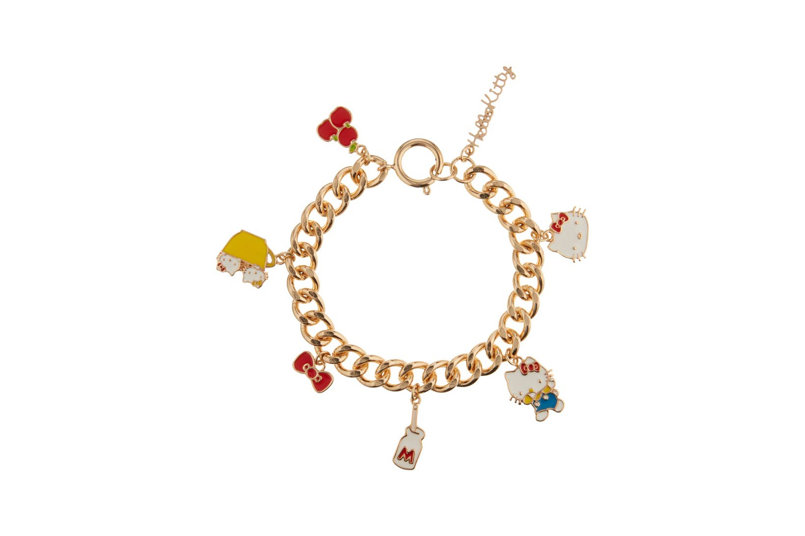 Hello Kitty ASOS Collection Sanrio Dabbing Hoodie Heels Bracelet