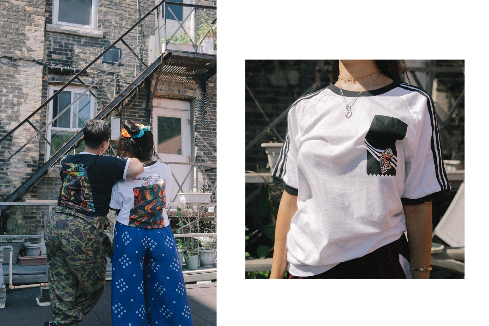 NorBlack NorWhite India Canada Toronto Art Fashion Clothing Line