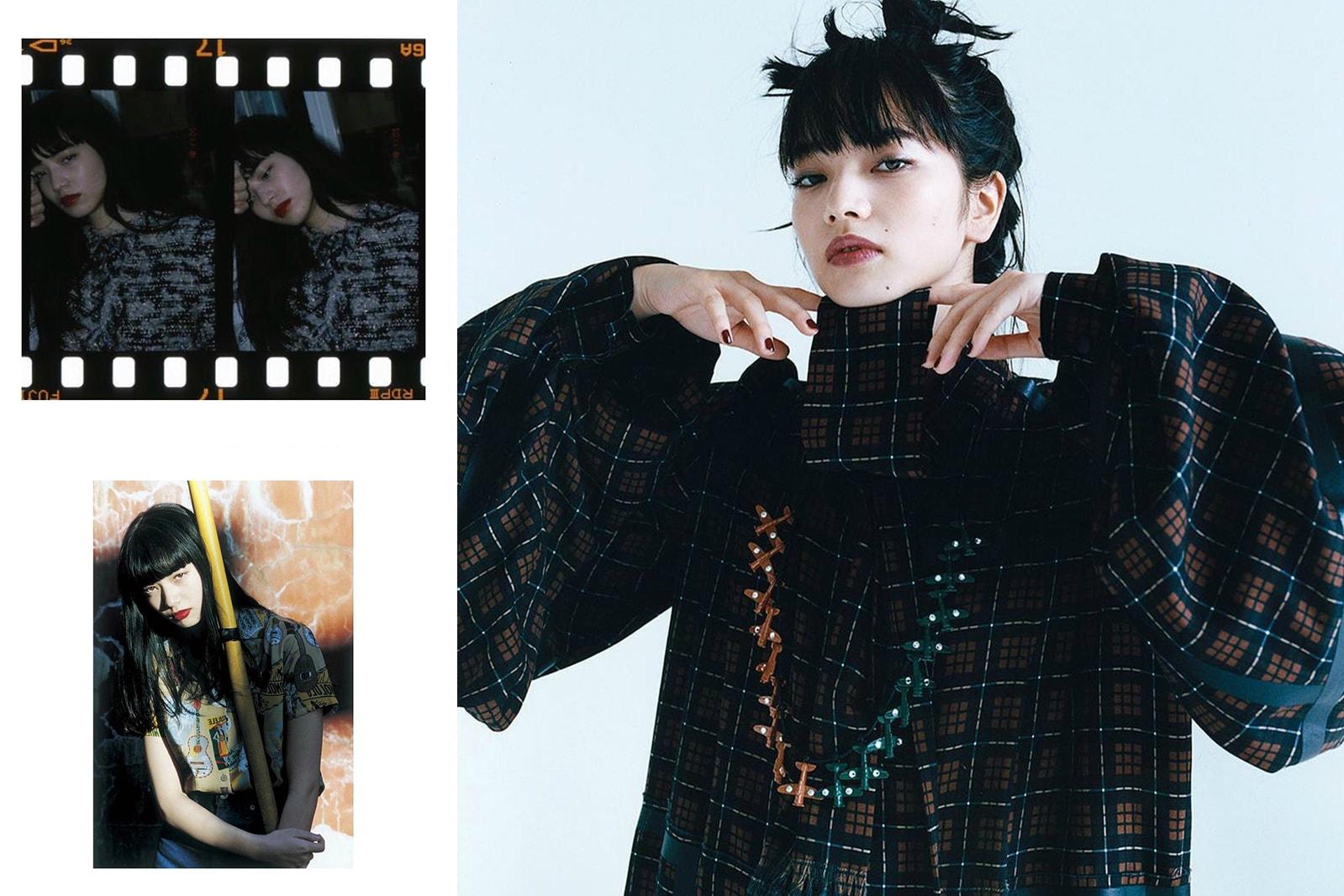 Japanese Influencers HYPEBAE Favorite Instagram Accounts mademoiselle yulia Julia Abe Hikari Mori Lala Takahashi Nana Komatsu