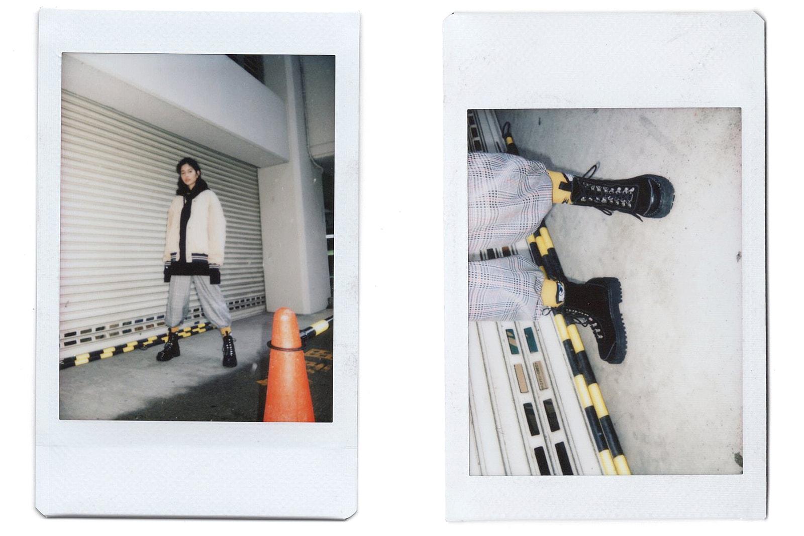 Julia Abe Model Japanese Brazilian Japan Tokyo Artist Illustrator Interview Editorial