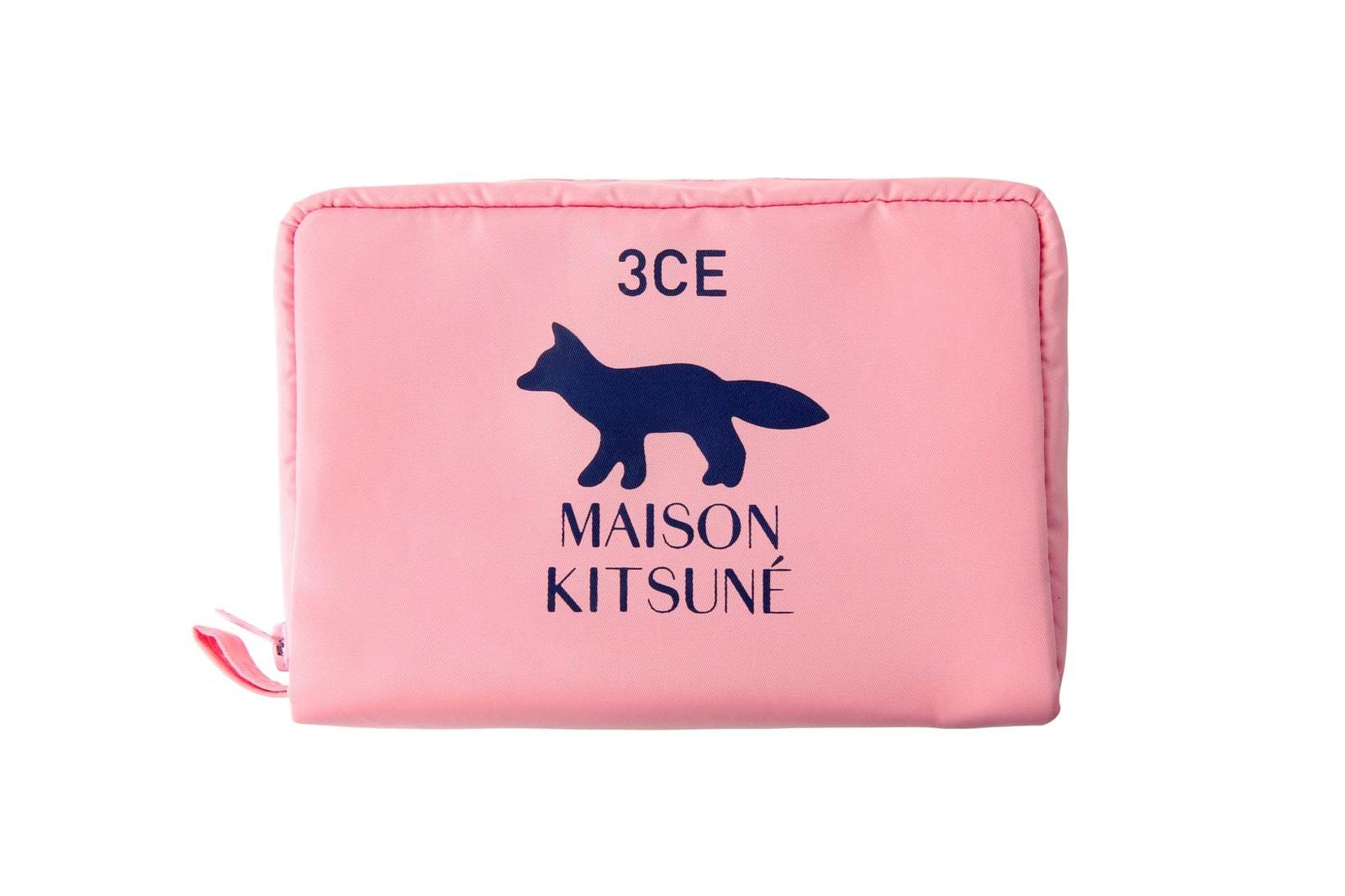 Maison Kitsuné 3CE Makeup Collection Stylenanda Korea