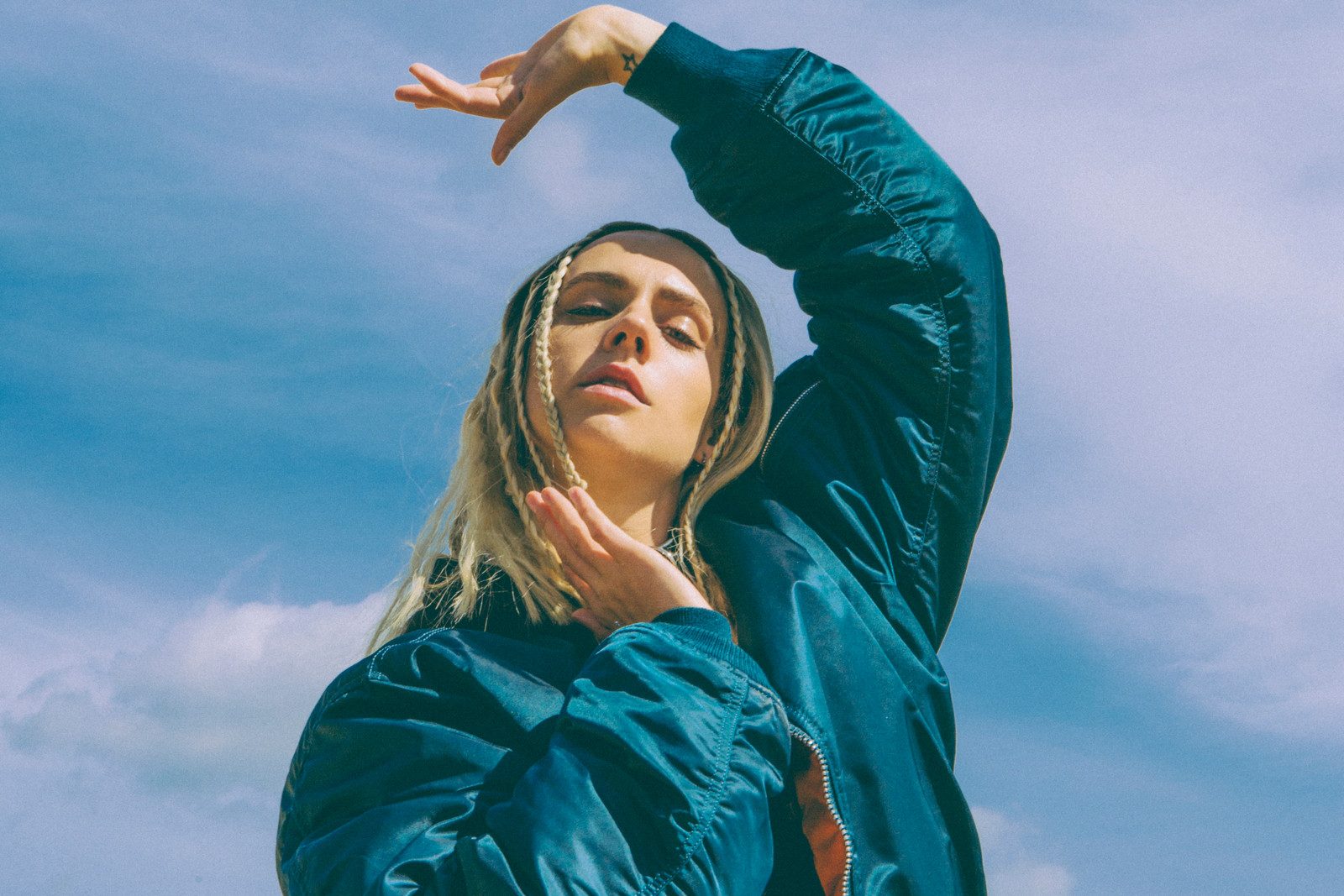 Exclusive Interview With Danish Singer MØ Music Entertainment Upcoming Album New Song Clockenflap