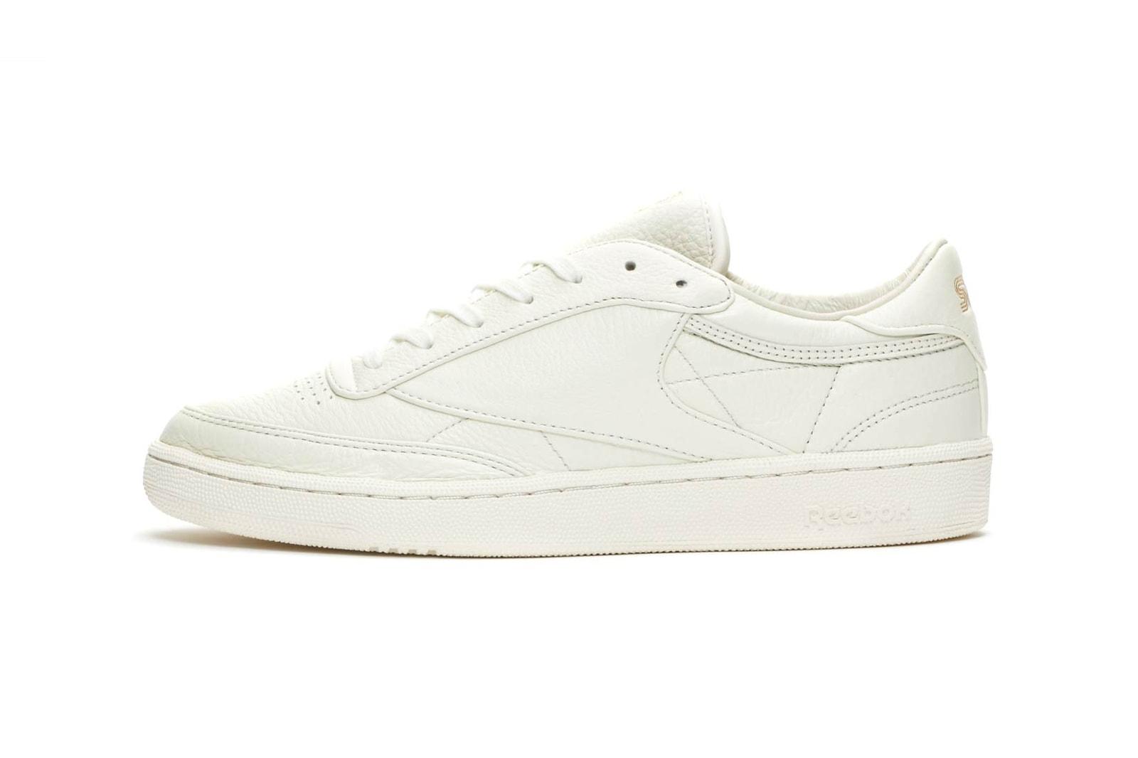 9bea04b342c Sneakersnstuff x Reebok s New Club C 85 Premium