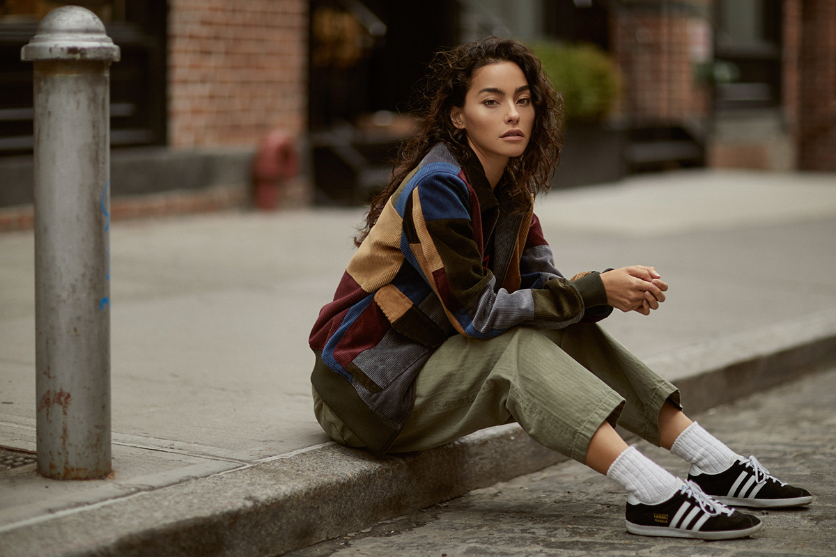 Adrianne Ho Interview adidas Originals Ambassador Supreme Streetwear Sports Active Lifestyle Influencer