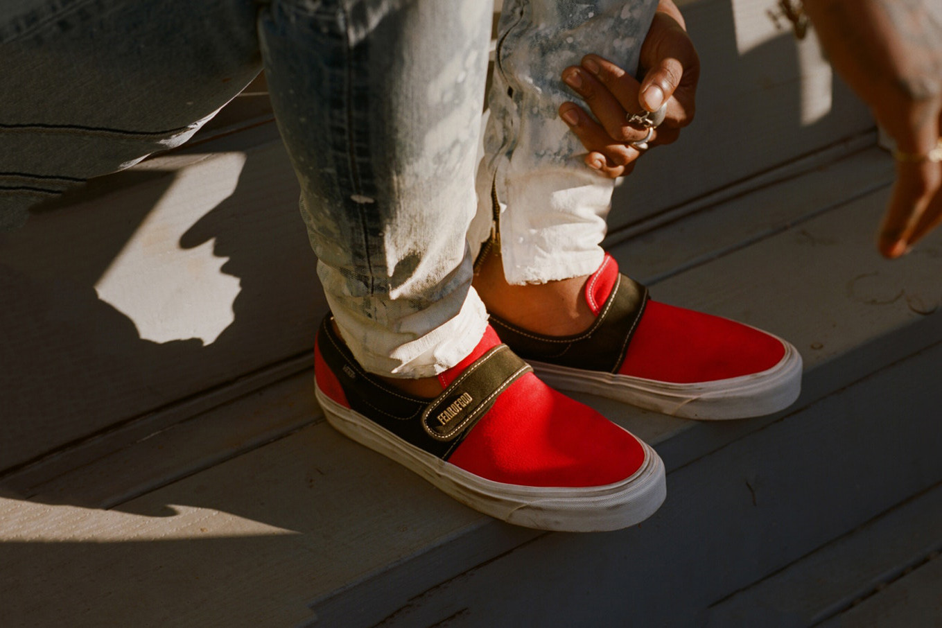 Vans F.O.G. Collaboration Sneakers