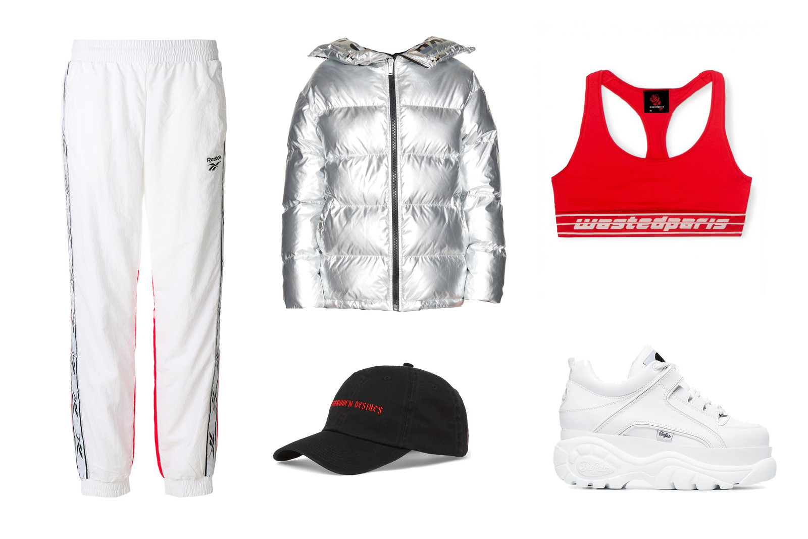 HYPEBAE Editors Style Guide How to Wear Chunky Dad Sneakers Acne Studios New Balance Buffalo Supreme Outfit Inspiration