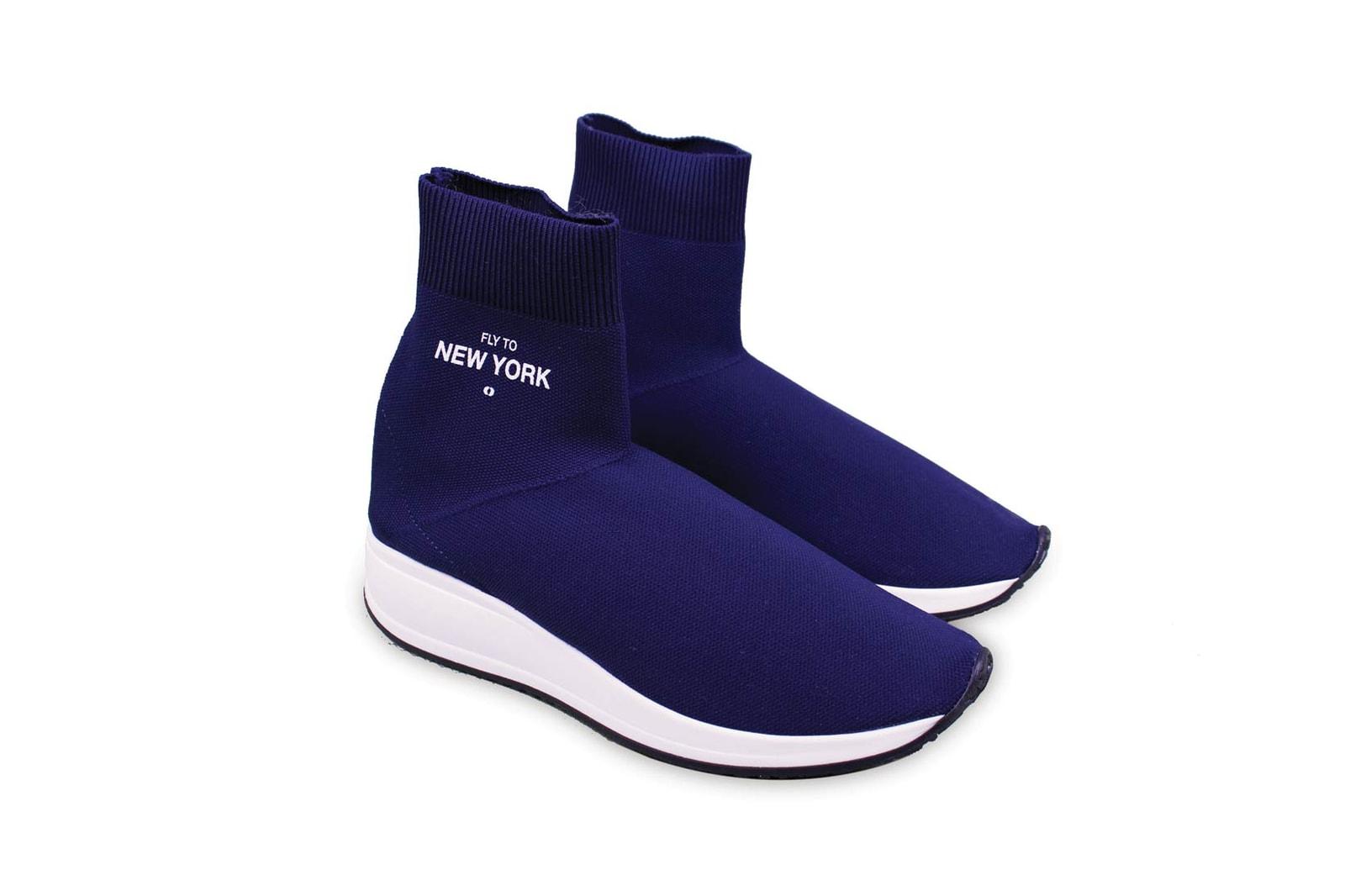 Joshua Sander FLY TO Sneakers Irene Kim