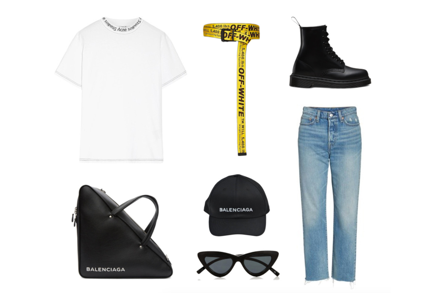 how to style the offwhite industrial belt  hypebae