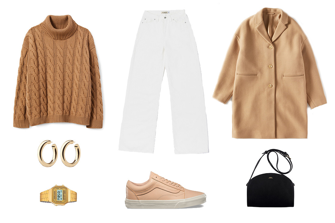 HYPEBAE Editors Style Guide How To Wear Minimal Outfit Simple Look Ideas Fashion A.P.C. Haider Ackermann Chanel Uniqlo Everlane Victoria Beckham Glossier