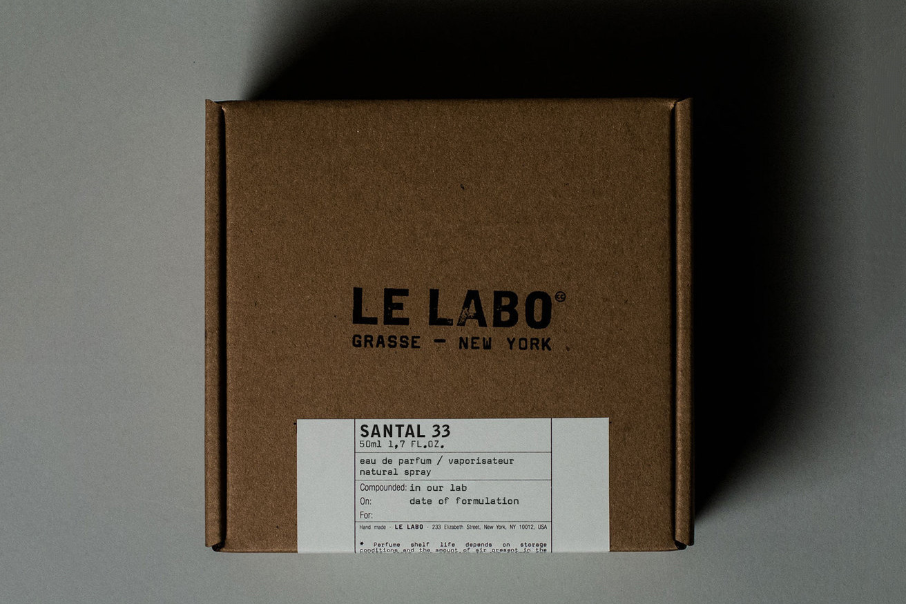 Le Labo Santal 33 Fragrance Unisex Perfume New York Scent Musk Beauty Rich Minimalistic