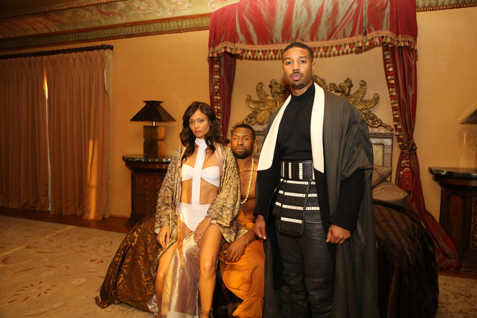 Jay-Z Beyonce Family Feud Costume Designer Ayanna James Blue Ivy Music Video Styling Interview
