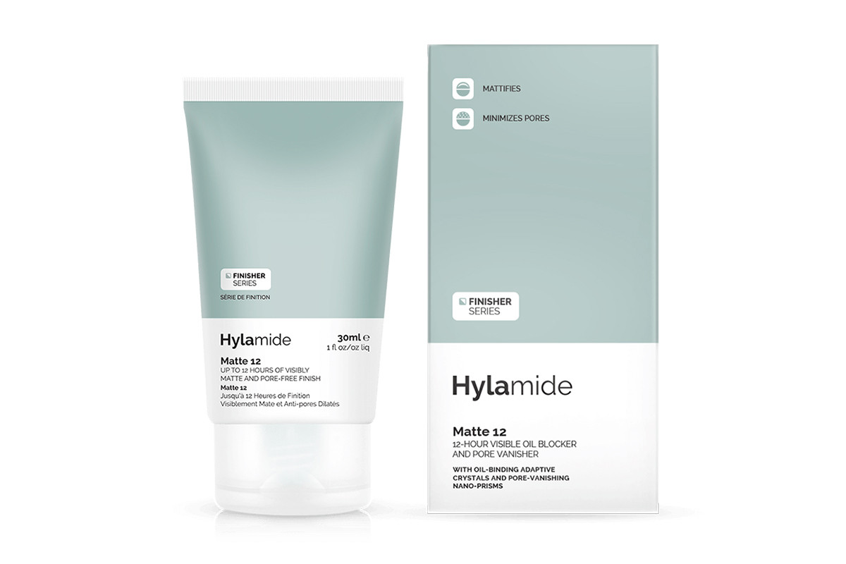 Deciem Hylamide Finisher Matte 12 Mattifying Makeup Product Review Beauty Cosmetics Visible Oil Blocker Pore Vanisher Abnormal Beauty Company