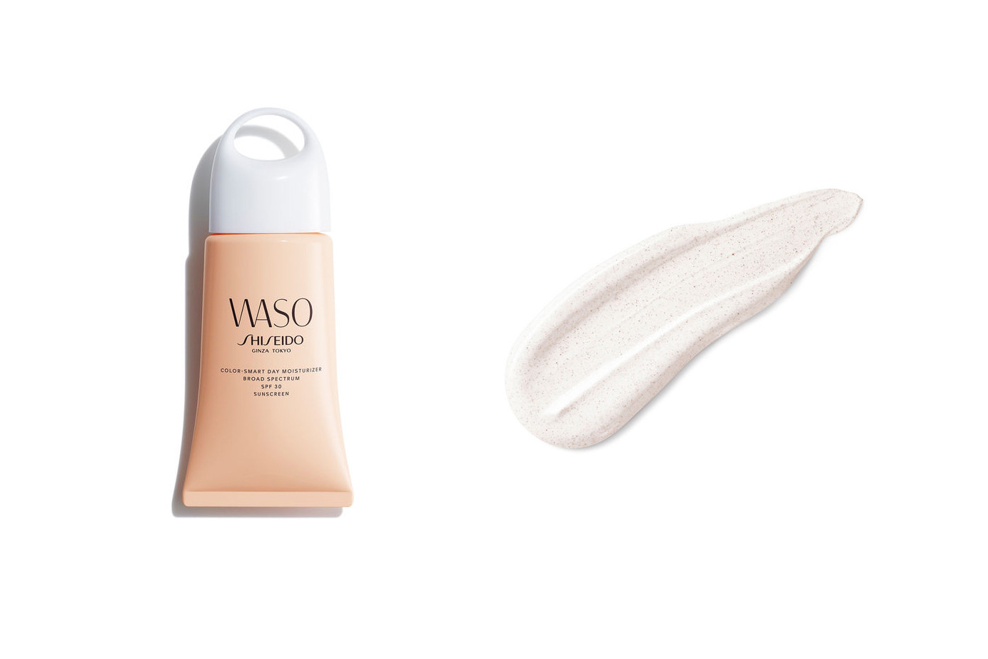 shiseido waso color smart day moisturizer tinted
