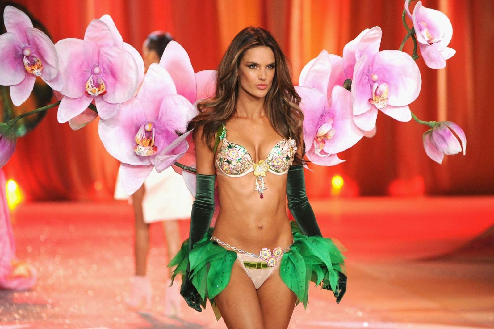 ANGELS Victoria's Secret Lookbook Russell James