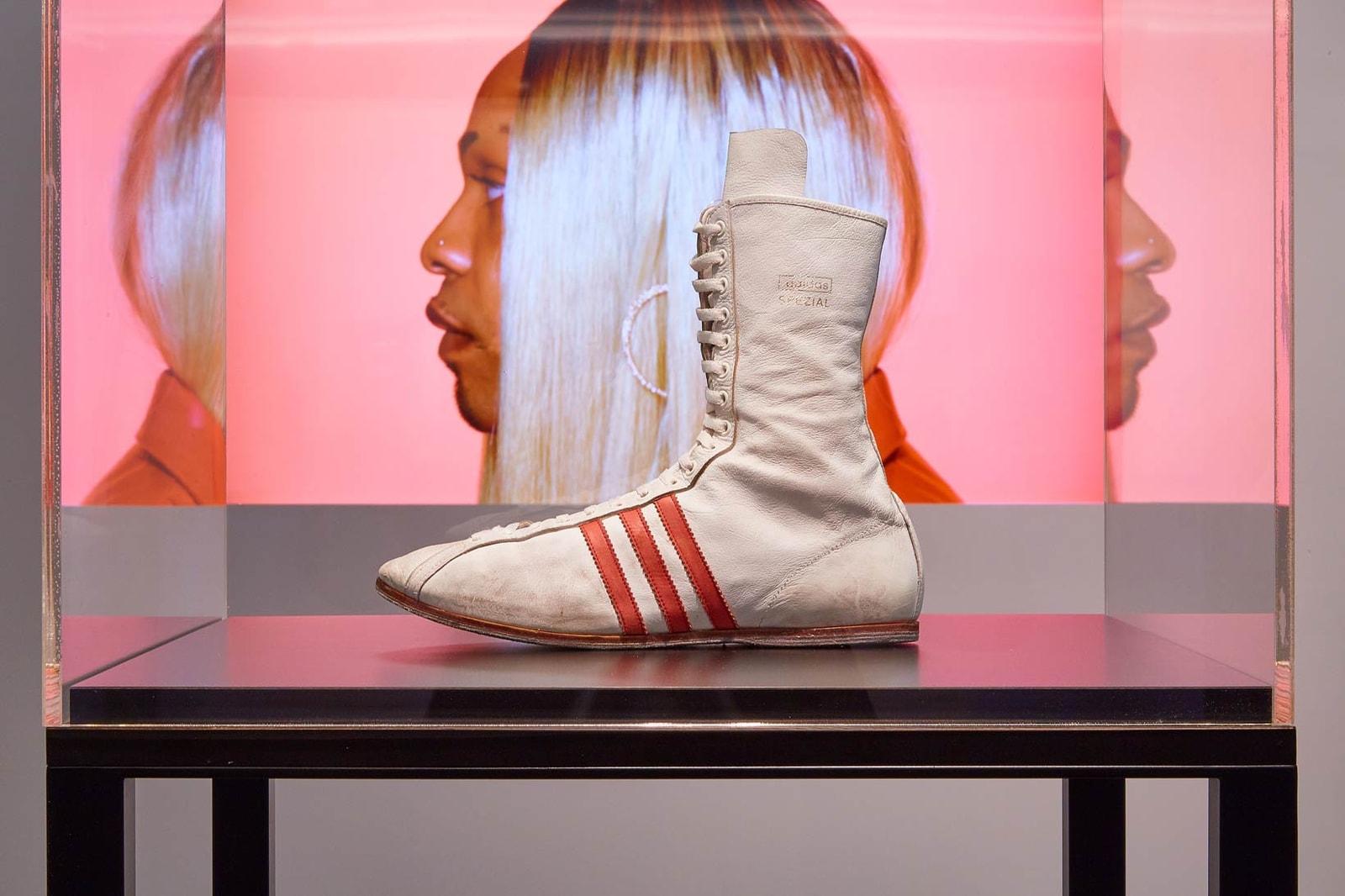 adidas Black History Black Future Exhibit Brooklyn Museum
