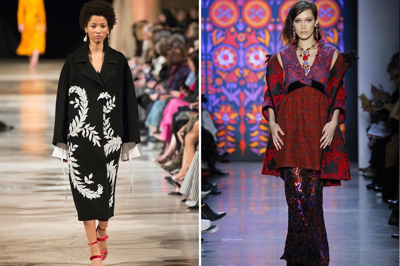 New York Fashion Week Accessories Runway Trends 2018 Alexander Wang Adam Selman Pyer Moss Fall/Winter 2018