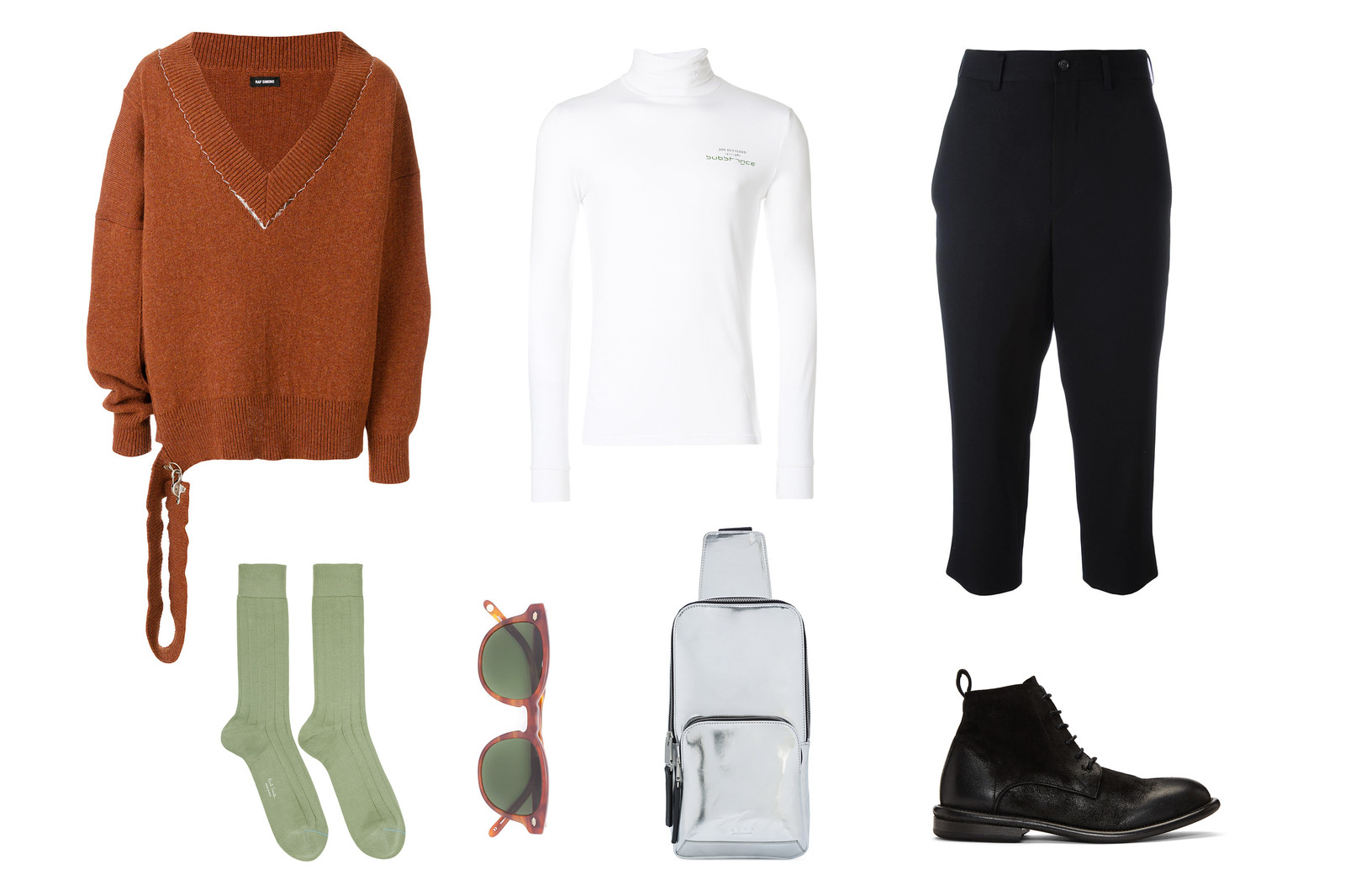 How To Wear Menswear Pieces Street Style Outfit Inspiration HYPEBAE Editors' Style Guide Looks Ideas