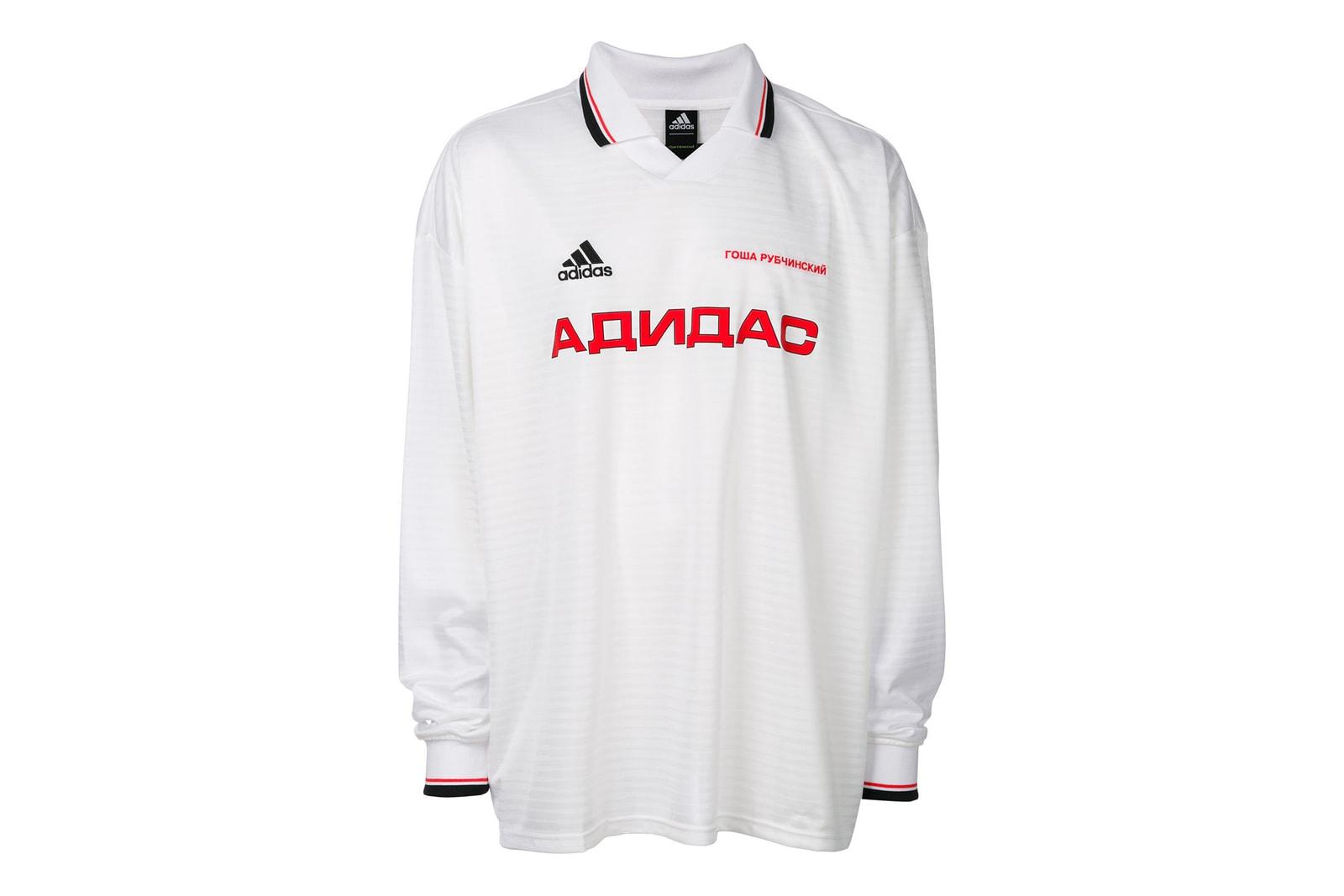 Sports Jersey Street Style Street Wear Palace Supreme Gosha Rubchinskiy Adidas Nike Kappa
