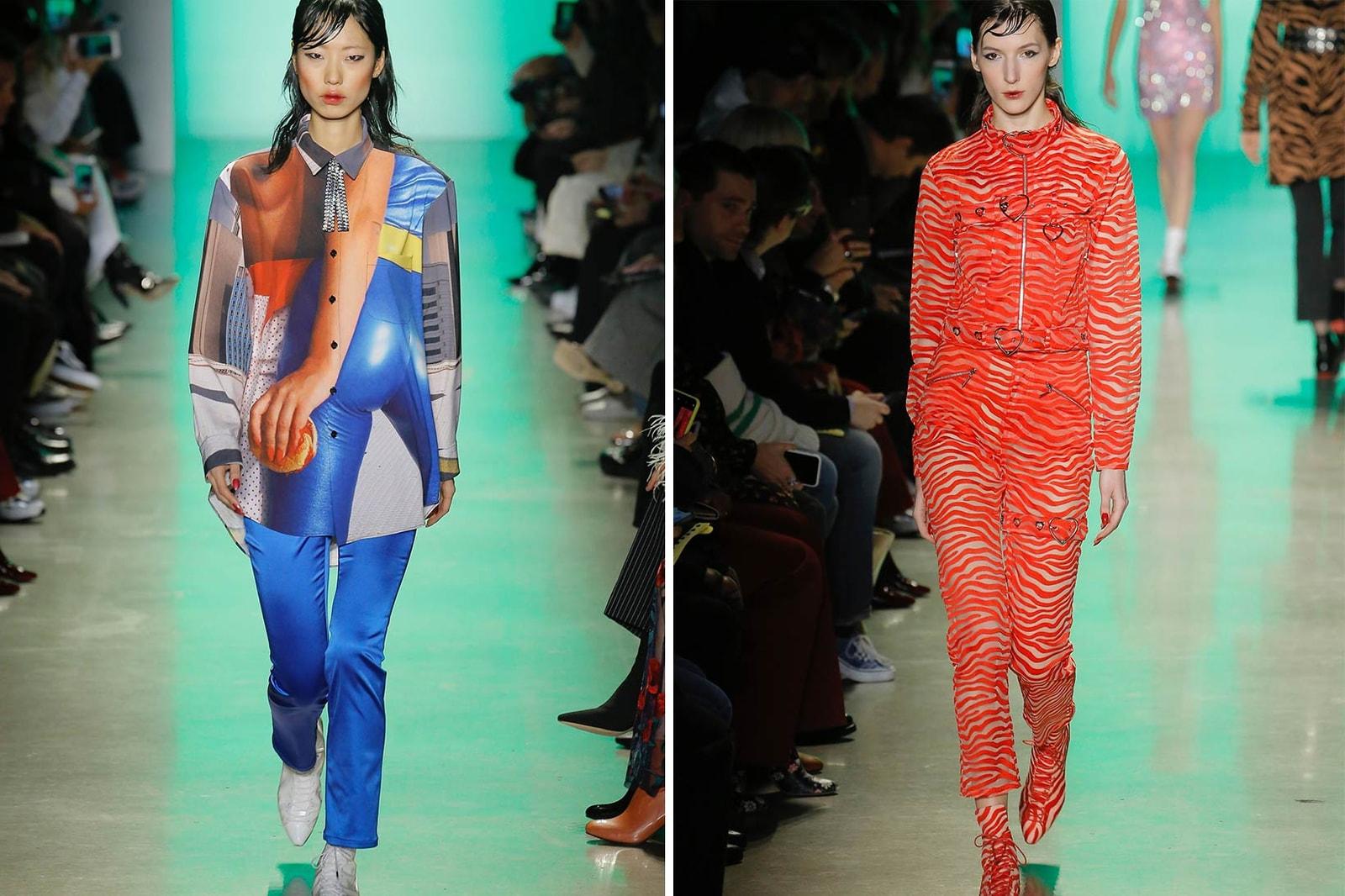 Juicy Couture Adam Selman Jeremy Scott Fall 2018 New York Fashion Week