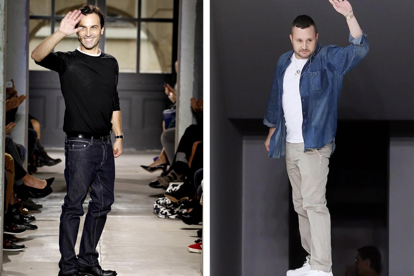 Fashion Breakdown Creative Directors Brands Gucci Louis Vuitton Balenciaga Chanel Prada Miu Miu Dior Burberry Brands Luxury Fashion Guide