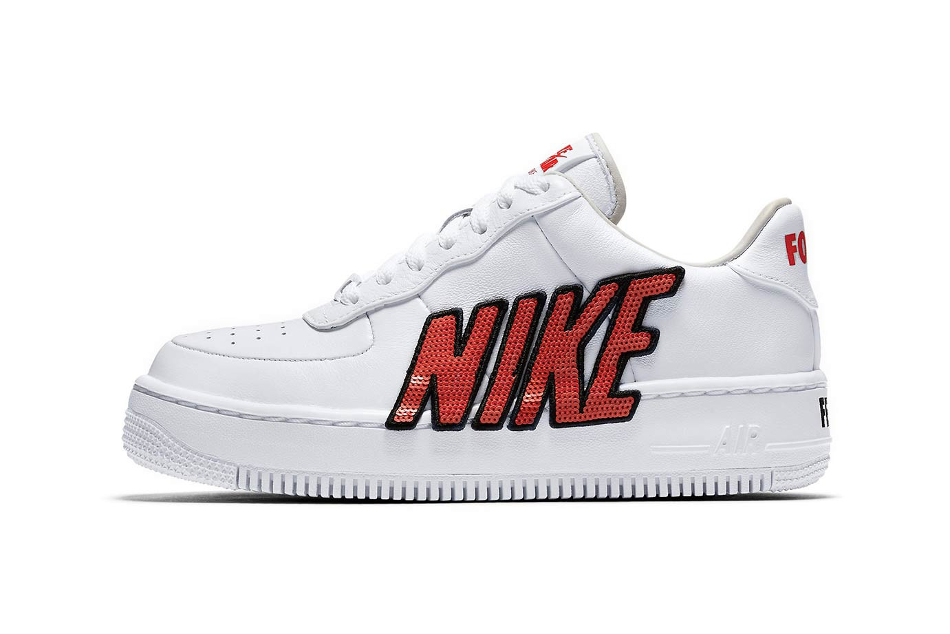 Nike Air Force 1 Upstep Sequin
