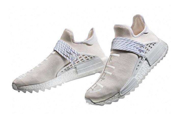 Where to Buy adidas Originals Pharrell Williams Hu NMD Sneaker Silhouette Shoe adidas Charlotte Tilbury Pat McGrath Makeup PUMA PUMA Suede New Balance