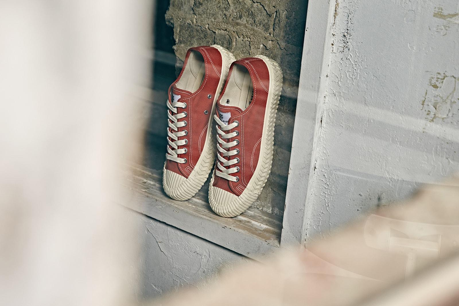 EXCELSIOR Industrial Classic Sneakers Korean Footwear Brand Mens Women's Unisex Where to Buy