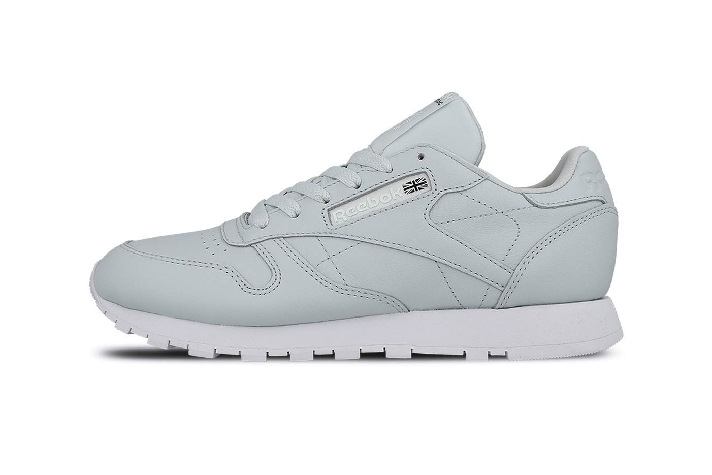 FACE Stockholm Reebok Classic Leather Muted Pink Cloudy Blue Misty Purple Hazy White