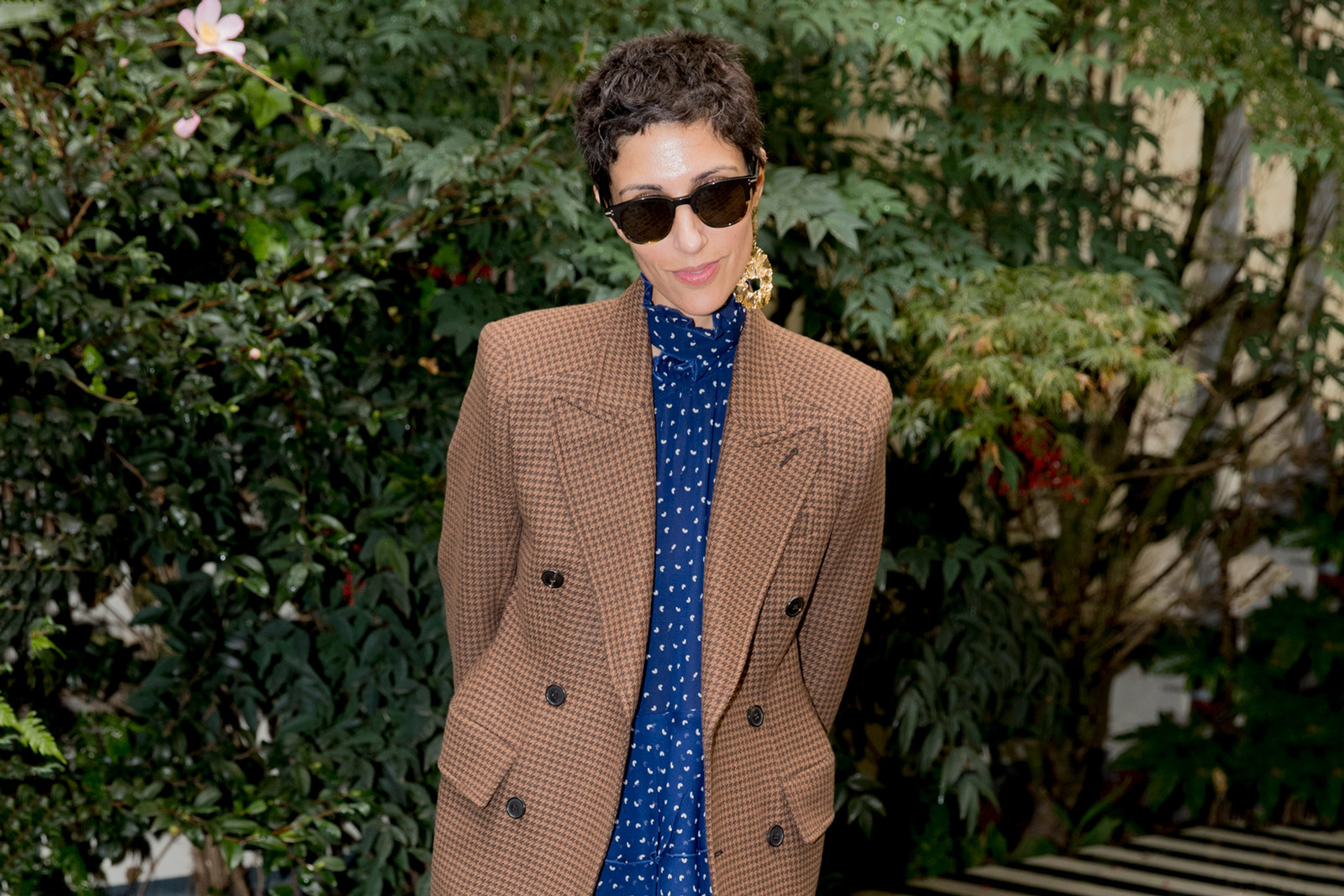 Yasmine Sewell Vice President Style and Creative Farfetch
