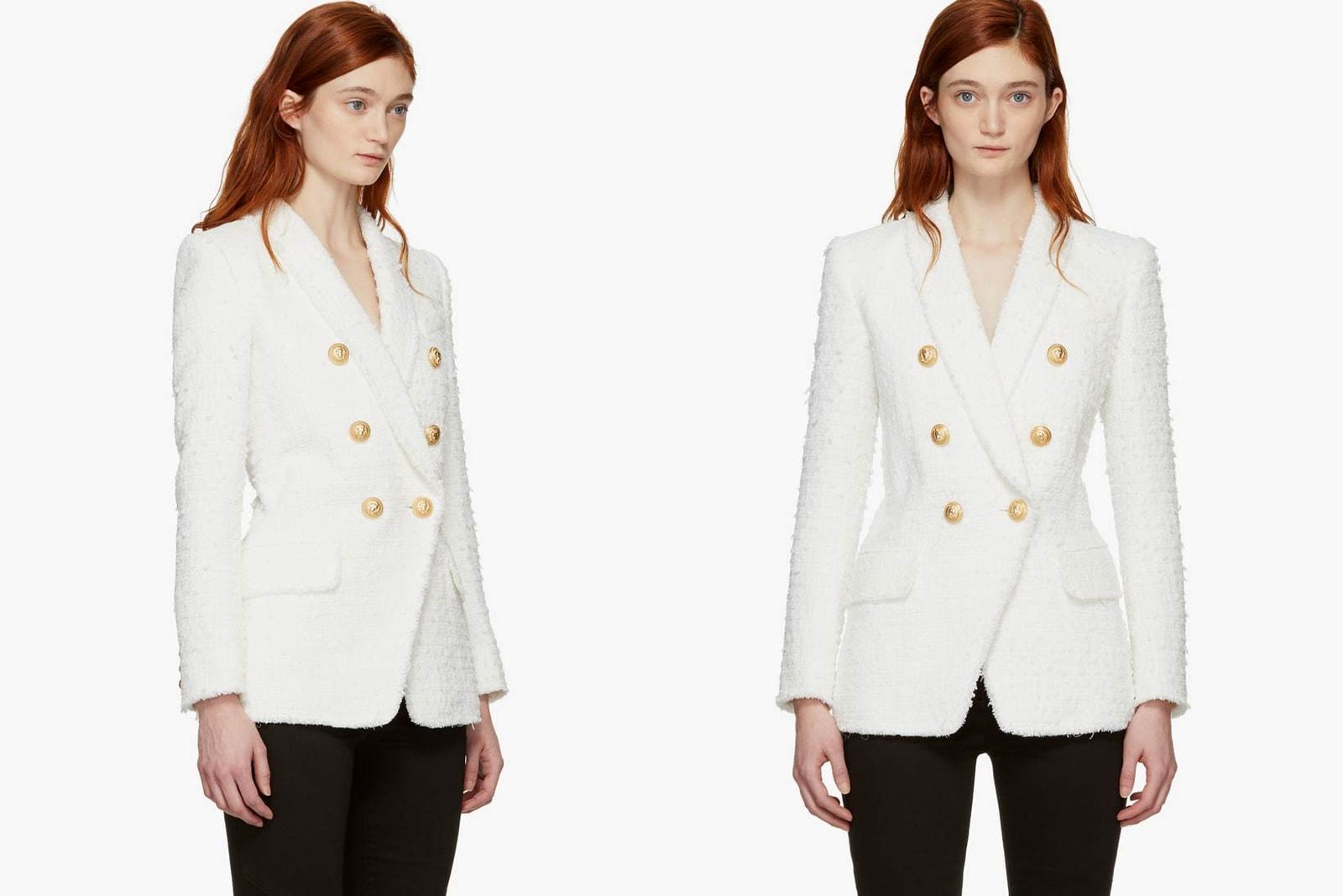 Emily Ratajkowski Zara Wedding Suit Yellow
