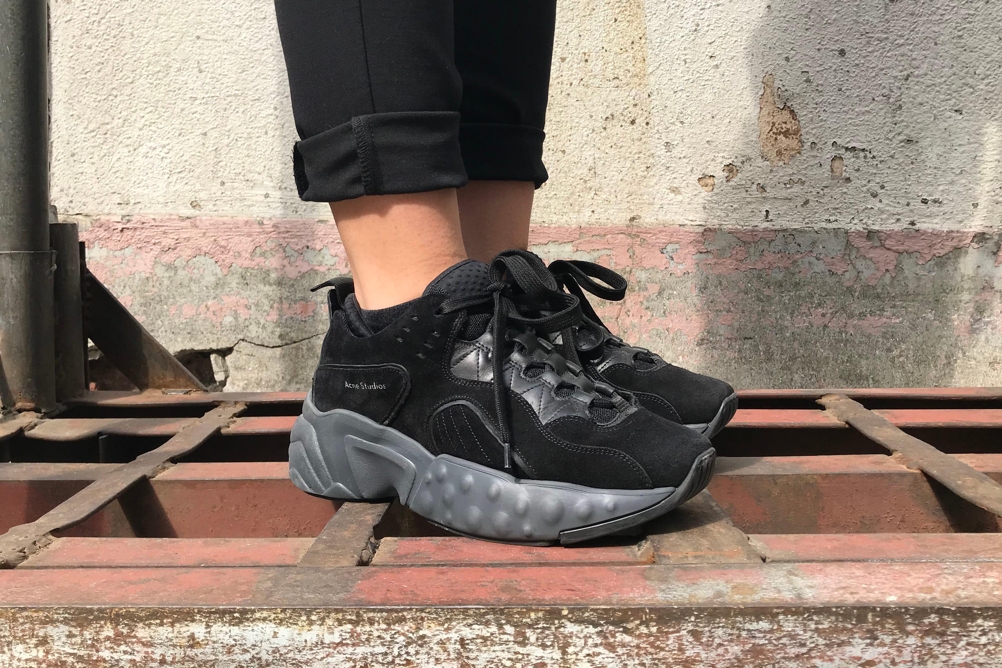 Review: Acne Studios Manhattan Sneaker