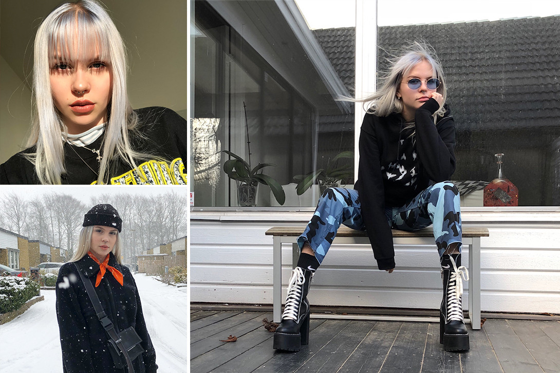Stylish Swedish Instagram Influencers to Follow Fanny Lyckman Alex Beckman Arvia Bystrom Lejonhjarta Twins Drake Sweden Scandinavia Klara Kassman