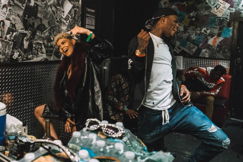 Toni Romiti Ty Dolla Sign Tour