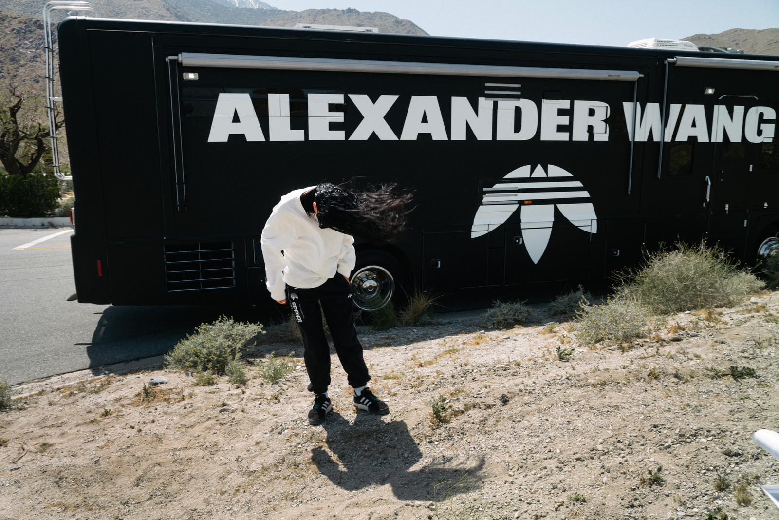 adidas Originals by Alexander Wang Season 3 Lookbook Binx Walton Collaboration Coachella