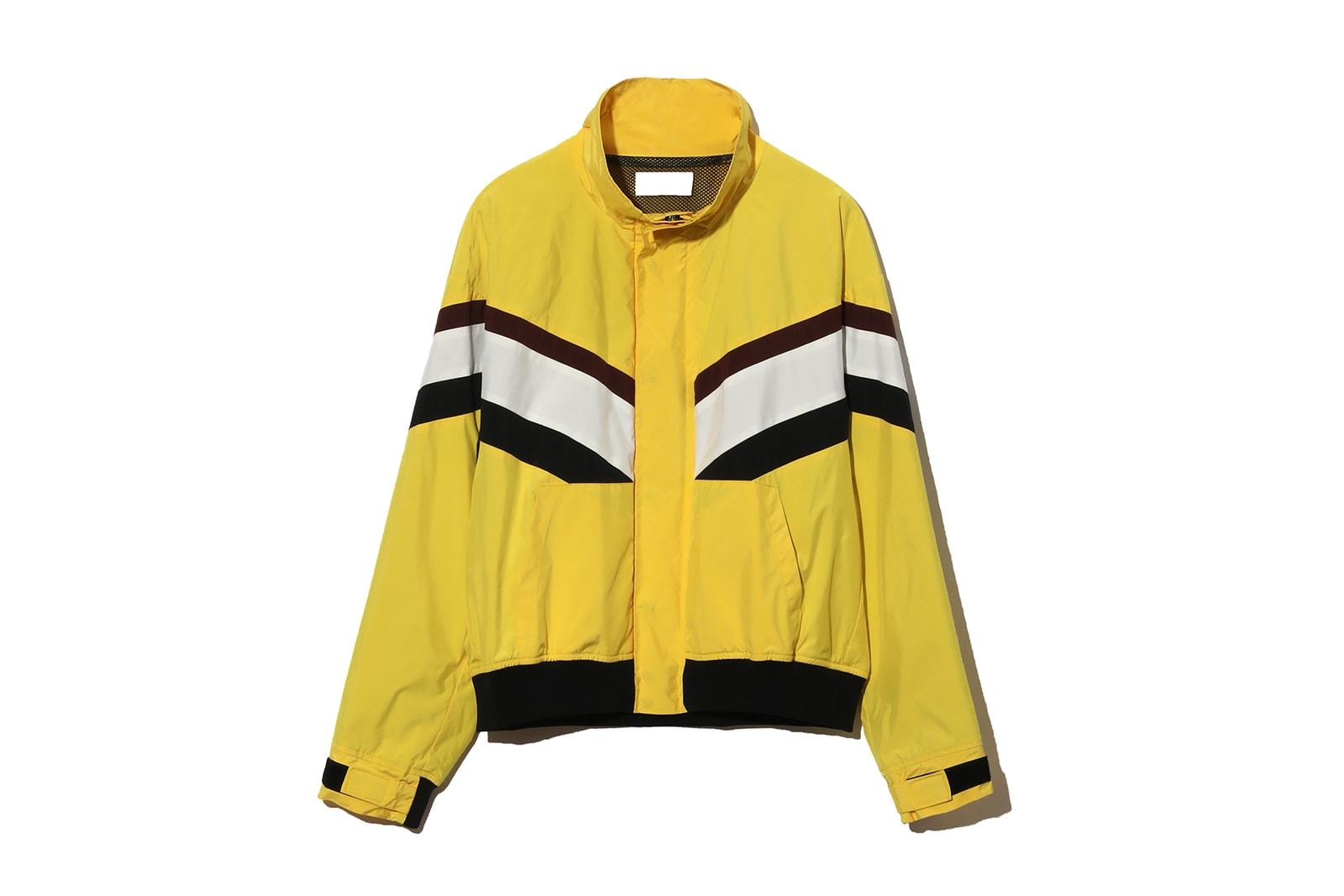 ambush joyce verbal yoon exclusive capsule tracksuit track jacket pants punk