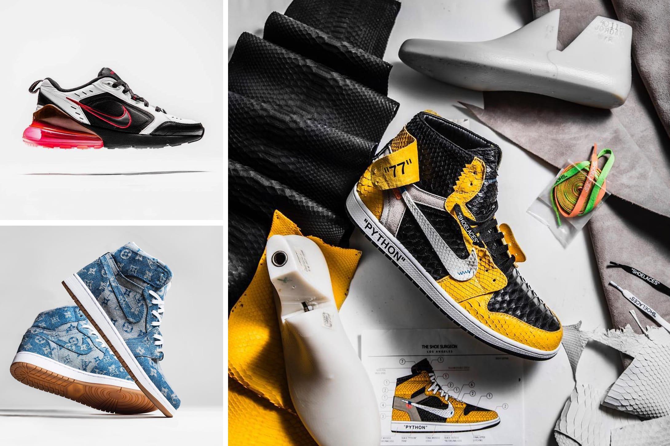 Best Custom Sneaker Instagram Accounts