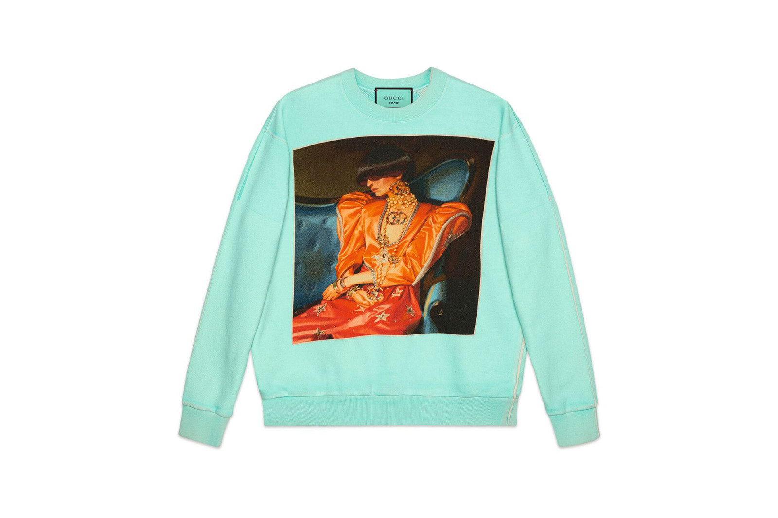 99f0bccc00e Gucci  GucciHallucination Capsule Collection Sweatshirt Black