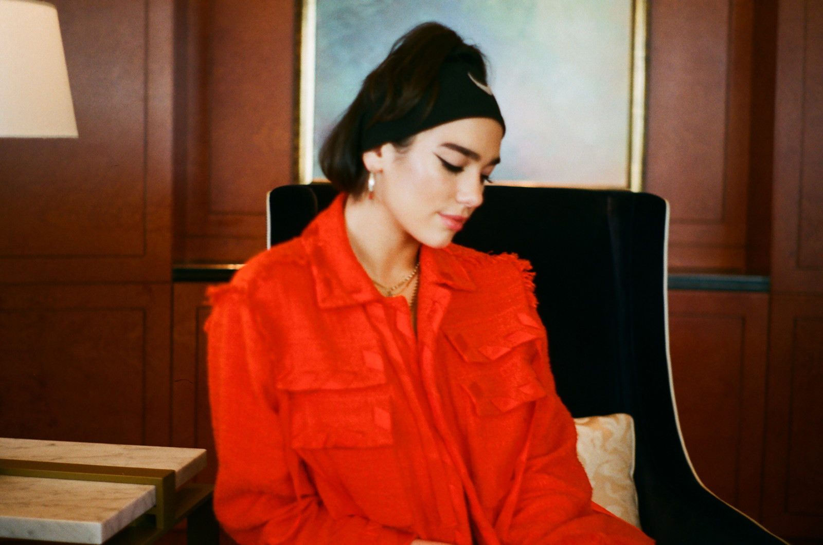 Dua Lipa on Career, Music and Her Upcoming Album Interview Fashion Advice Frank Ocean IDGAF Hotter than Hell Tour One Kiss Calvin Harris Collaboration Music Musician