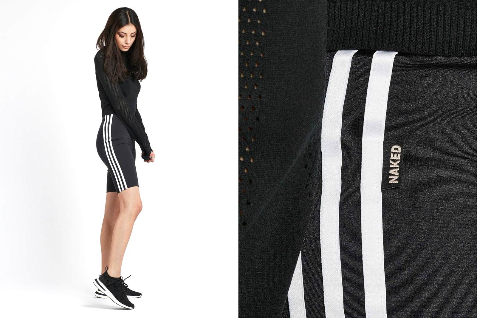 Kim Kardashian Kylie Jenner Hailey Baldwin Black Biker Shorts YEEZY FILA adidas Originals