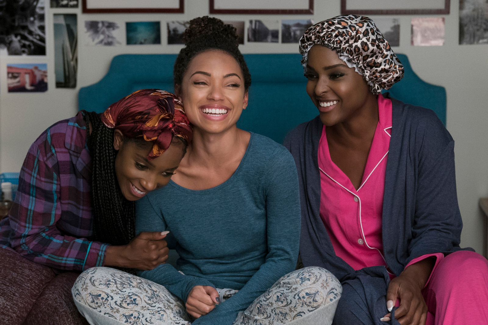 Best College-Themed Shows and Movies To Watch TV Show Entertainment Grown-ish Yara Shahidi Chloe & Halle Trevor Jackson Chloe & Halle Luka Sabbat Francia Raisa Emily Arlook