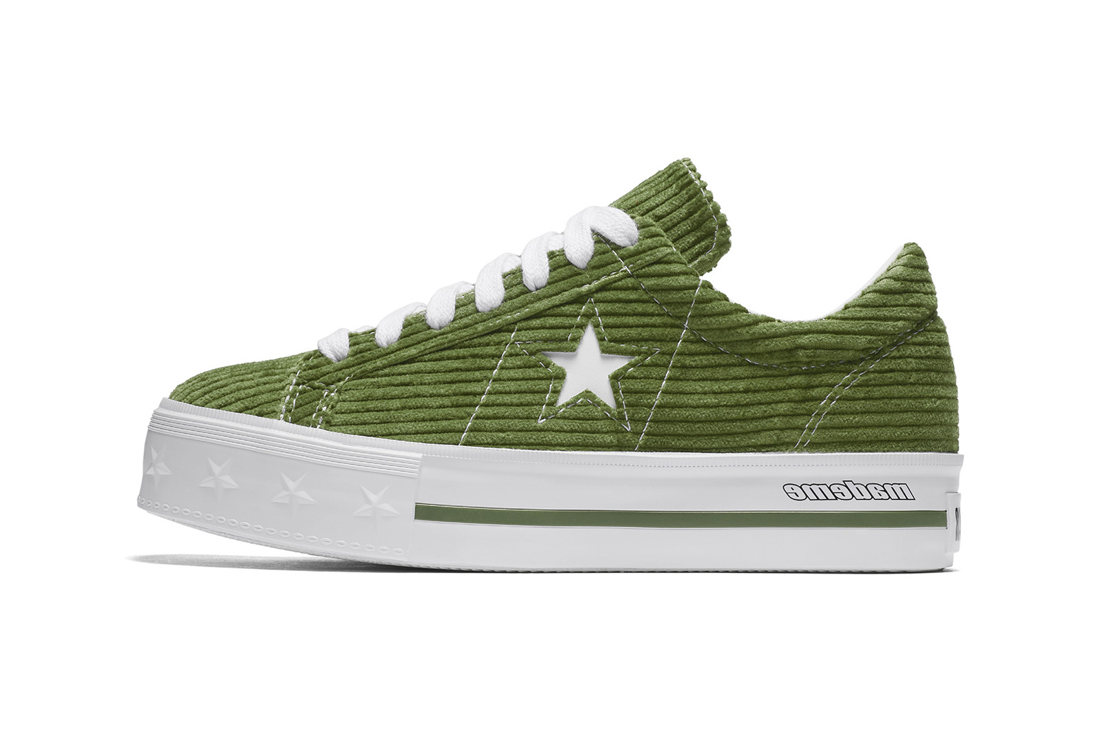 MadeMe Converse One Star Sneaker Apparel Collaboration Erin Magee Interview